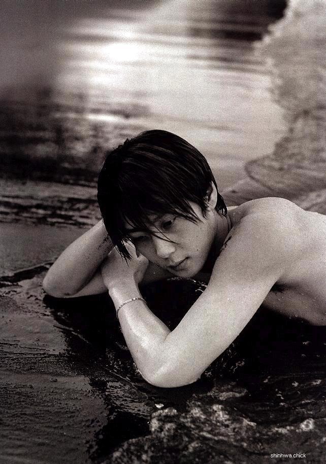 Shinhwa nackt wilde Probe