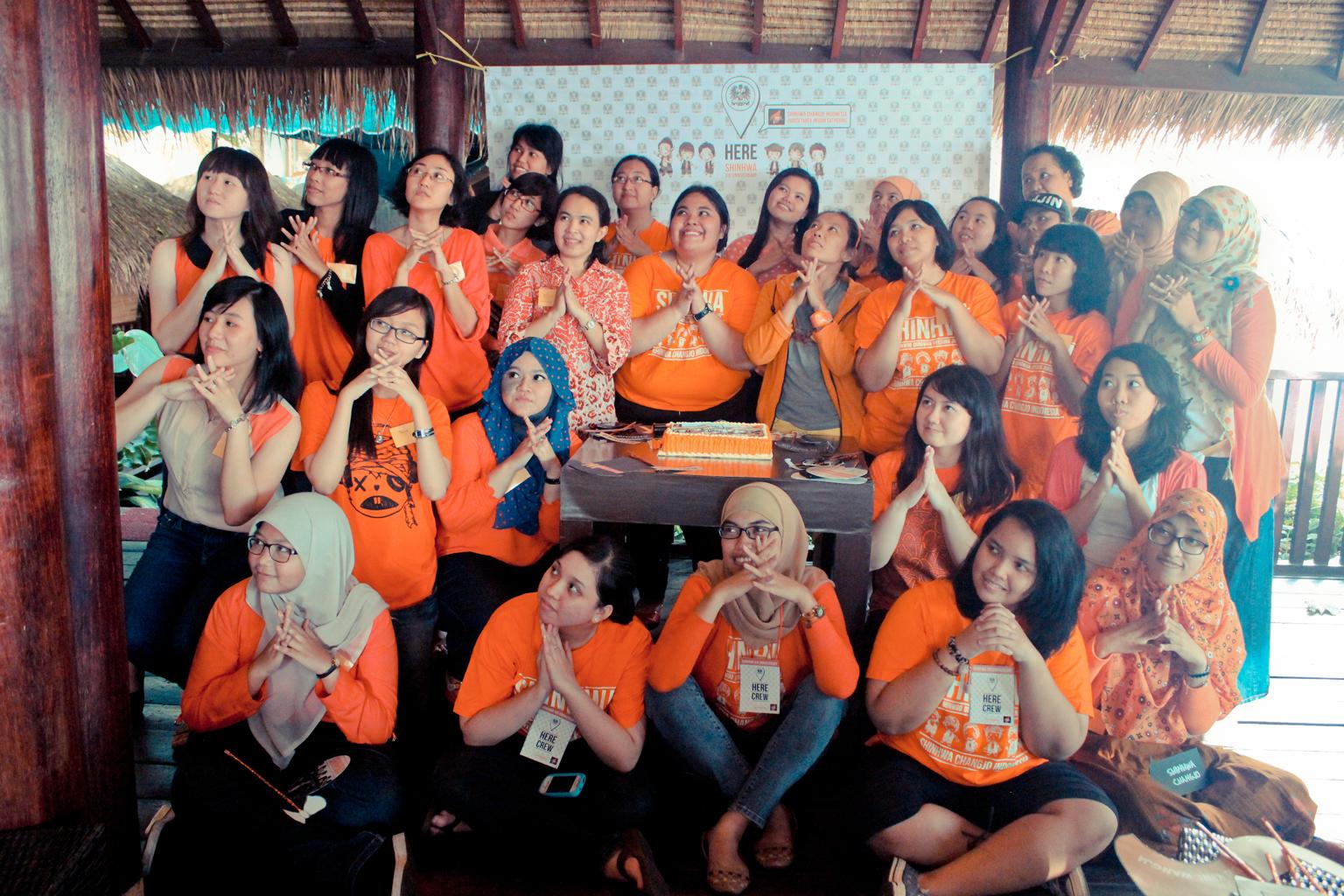 March 2014 SHCJ Indonesia
