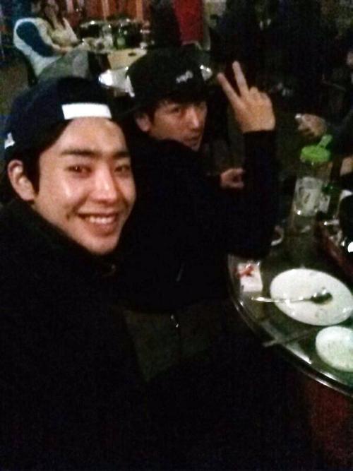 Park Minwoo twitter