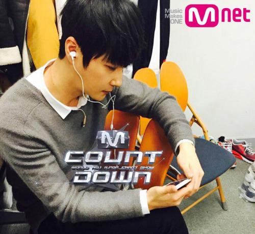 UPDATE] MNET Mcountdown Twitter: Hyesung #Shinhwa #Sniper